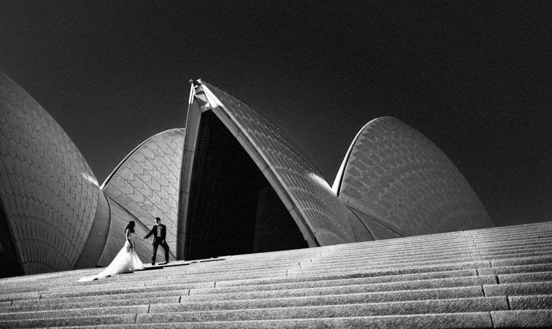 Tag Sydney Opera House