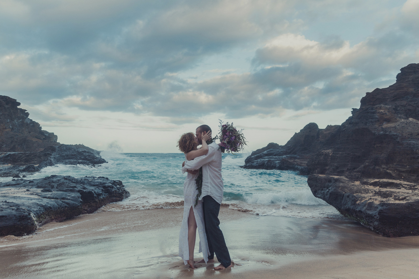 Oahu Elopement Jonas Peterson