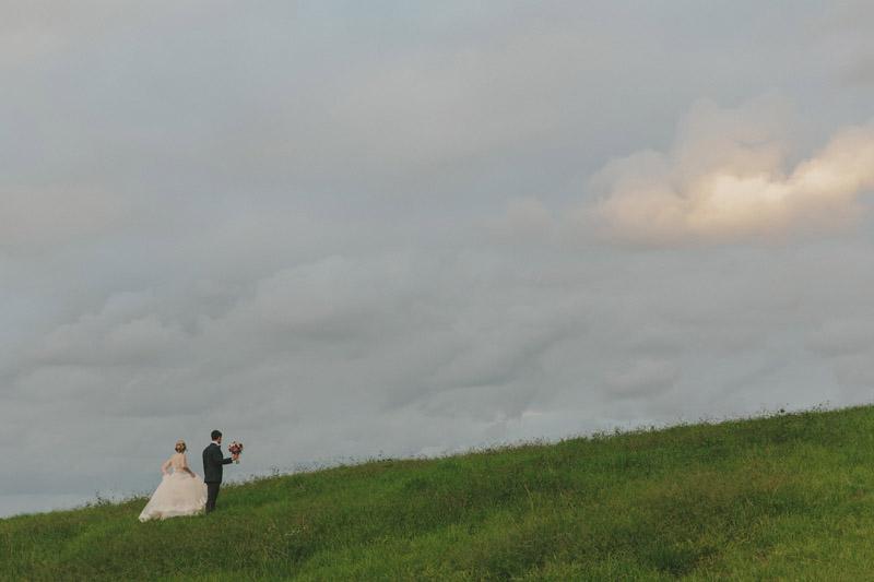 belle helena wedding